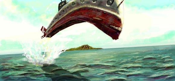 living submarine digital graffiti by chris hamner