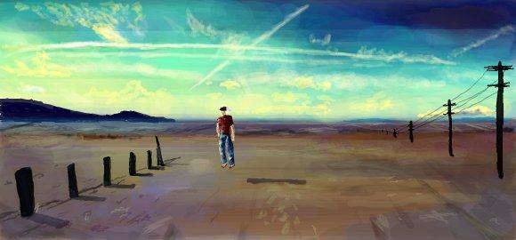 digital art by chris hamner